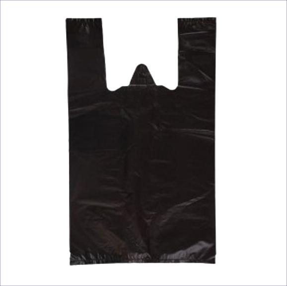 Hışır Poşet 27x49 siyah