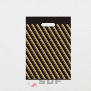 Diagonal Takviyeli Poşet 33x45